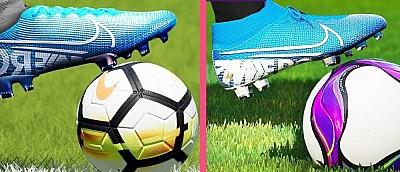 На видео показали, как отличается графика FIFA 20 и PES 2020