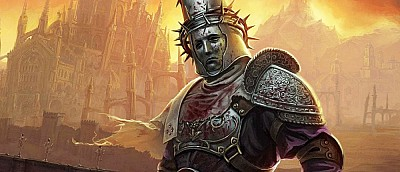 Вышел готический экшен с гигантскими боссами, который в Steam сравнивают с Dark Souls