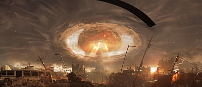 В COD: Modern Warfare сбросили первую ядерную бомбу. Прикройте уши, будет громко!