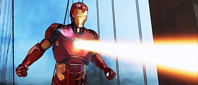 Черного Железного человека показали в новом видео Marvel's Avengers