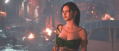 Клэр из Resident Evil 2 стала еще сексуальнее. Спасибо моддеру!