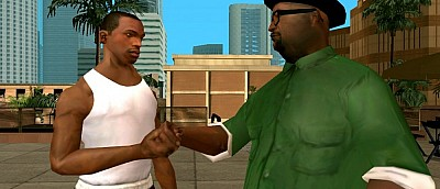 Халява: на ПК бесплатно отдают GTA San Andreas при загрузке лаунчера Rockstar