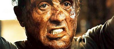 Сталлоне устраивает кровавое месиво в новом трейлере «Рэмбо»