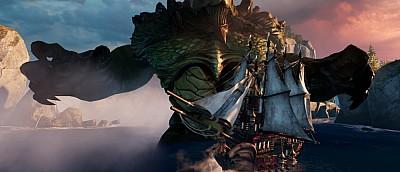 Халява: в Steam стал бесплатным онлайн-экшен с морскими боями и монстрами