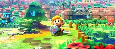 Обзор The Legend of Zelda: Link's Awakening — как быстро летит время!
