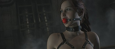 Моддер раздел Клэр из Resident Evil 2 и увеличил ей грудь