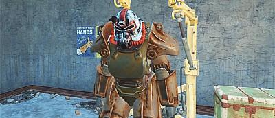 В Fallout 4 добавили тот самый шлем с плесенью из Fallout 76. Он может убить