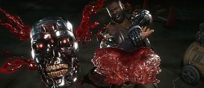 Кровь и металл — на Терминаторе показали все фаталити из Mortal Kombat 11