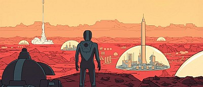 Скоро халява: на ПК бесплатно отдадут стратегию про Марс с 6 тыс положительных отзывов в Steam