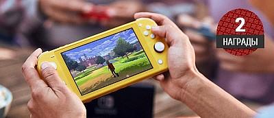 Обзор Nintendo Switch Lite — лучшее решение для портативного гейминга