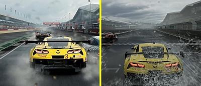 Новую GRID сравнили по графике с другими гоночными играми — видео