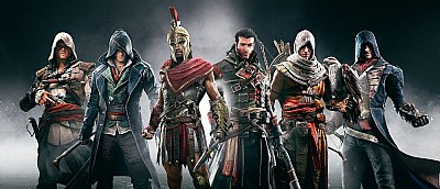 Assassin's Creed Legion засветилась в магазине Gameware — он же слил название Need for Speed Heat