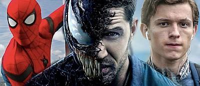 Звезда «Венома» выложил и сразу удалил фотку Человека-паука. Герой появится в фильме Marvel?