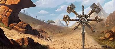 Очень много скриншотов Warcraft 3: Reforged: кампания, загрузочные экраны, иконки юнитов