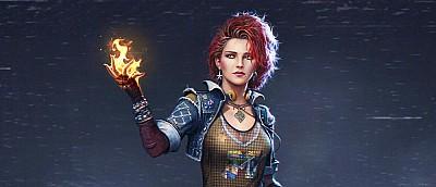Российский художник показал Трисс из Witcher 3 в образе известной певицы