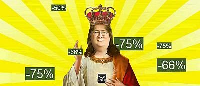 Даты крупных распродаж в Steam утекли в сеть