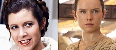 Принцессу Лею и Рей раздели догола в новом моде для Star Wars: Battlefront 2