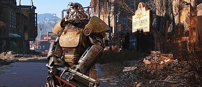 Моддер добавил в Fallout 4 правдоподобную физику как в GTA 5 — видео