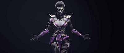 На скриншоте показали геймплей за нового персонажа в Mortal Kombat 11