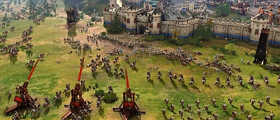 «OMFG!!! НАКОНЕЦ-ТО!!» — как интернет отреагировал на демонстрацию первого геймплея Age of Empires 4