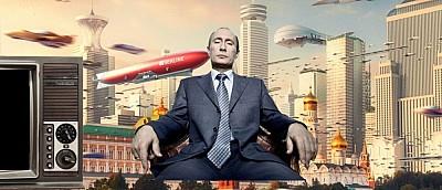 В Steam вышел симулятор Путина, который можно купить за 18 рублей