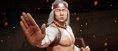 На видео Лю Кан из нового фильма Mortal Kombat отрабатывает удары под культовую музыку