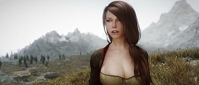 Мод для Skyrim улучшил модели голых девушек и физику груди (18+)