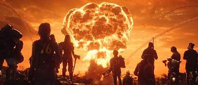 Игроки в Fallout 76 убивают пацифистов ядерными бомбами. Персонажи погибают не от взрыва, а от радиации