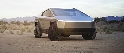 LEGO высмеяла новый автомобиль Tesla и показала собственный дизайн машины будущего