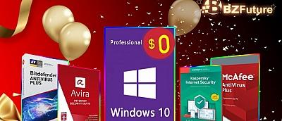Скидки на Черную пятницу 2019: Windows 10 бесплатно и антивирусы за полцены