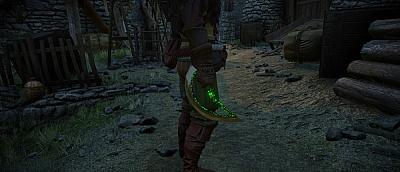 Моддер добавил в The Witcher 3 много необычного оружия