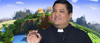 Священник запустит сервер Minecraft в Ватикане для «нетоксичного комьюнити»