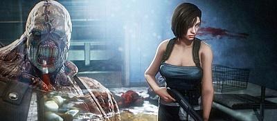 Capcom, вероятно, снова тизерит скорый анонс ремейка Resident Evil 3