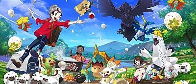 Обзор Pokemon Sword and Shield — собери их всех, снова