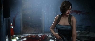 Инсайдер показал главную героиню Resident Evil 3 Remake крупным планом