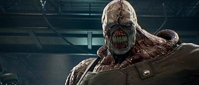 Игроки высмеяли Немезиду из ремейка Resident Evil 3 — у него кривой нос и слишком длинные зубы