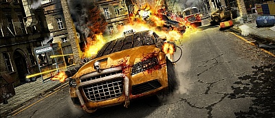 Халява: в Steam бесплатно раздают гоночную зомби-аркаду Zombie Driver HD
