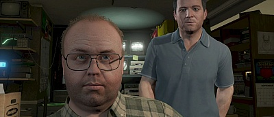Rockstar Games выпустила тизер ограбления казино с Лестером для GTA Online