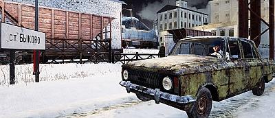 Из раннего доступа Steam вышел российский симулятор выживания с мультиплеером и открытым миром