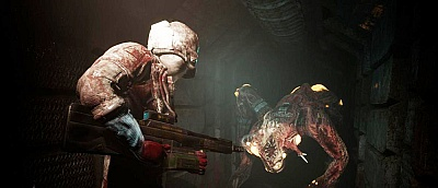 Кромешная тьма и затаившийся монстр — вышел новый геймплей клона Dead Space