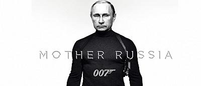 Владимира Путина с помощью нейросети DeepFake превратили в Джеймса Бонда в трейлере «Не время умирать»