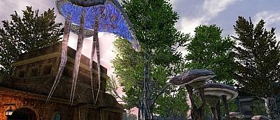Объемный мир: новый мод на Elder Scrolls 3: Morrowind добавляет карты высот и отражений для 2400 текстур