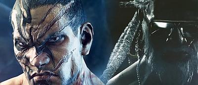 Появились трейлеры трех новых бойцов Tekken 7, один из которых выполнен в виде рэперского клипа