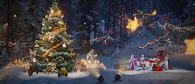 Праздник к нам приходит — игроки World of Tanks получат новогодние подарки в новом ивенте
