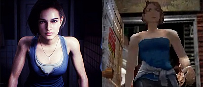 Ремейк Resident Evil 3 сравнили с оригиналом 1999 года. Разница огромная