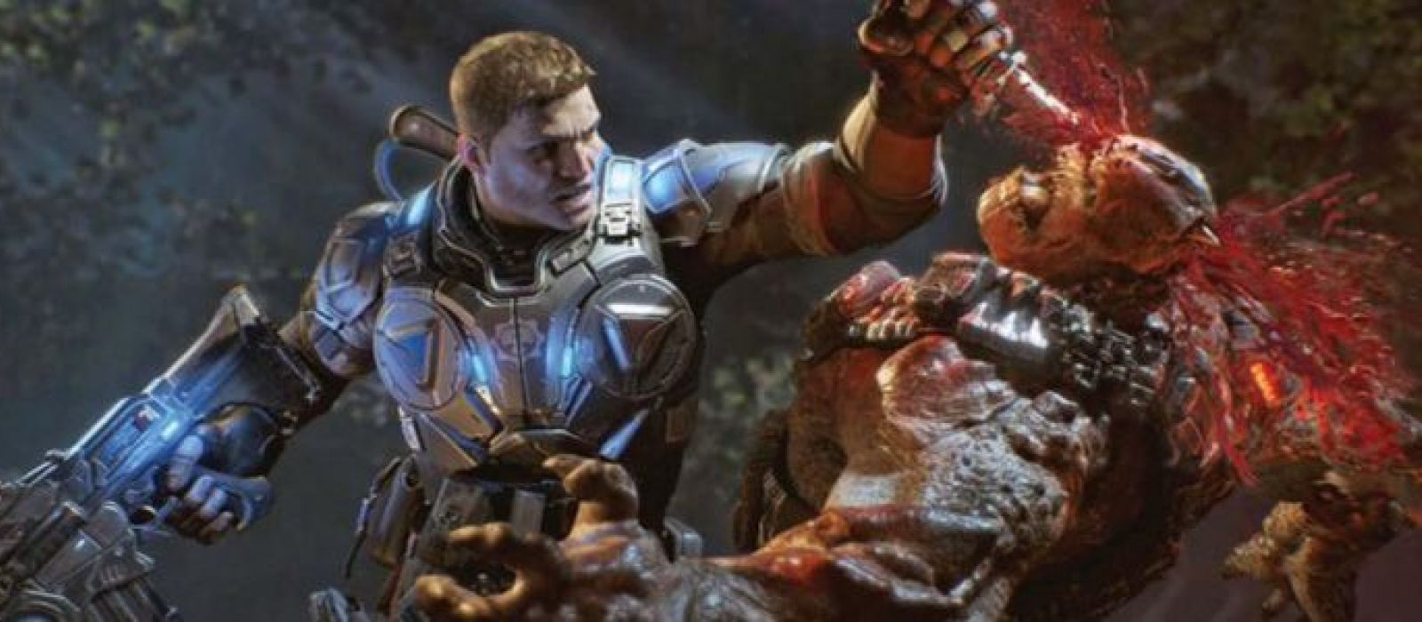 Клифф Блежински оказался в восторге от трейлера Gears of War 4
