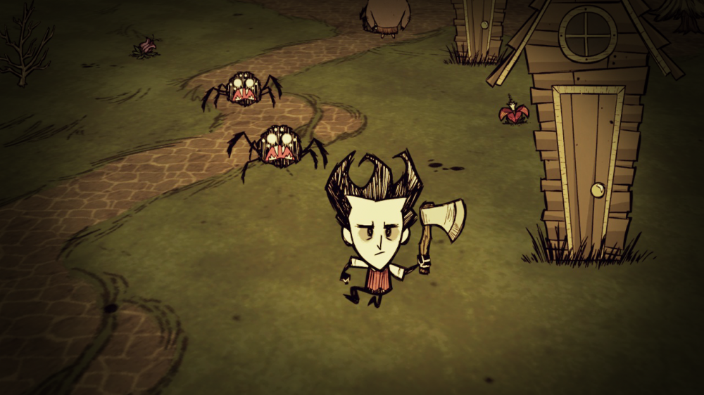 Открыта бета Don't Starve: Pocket Edition на Android