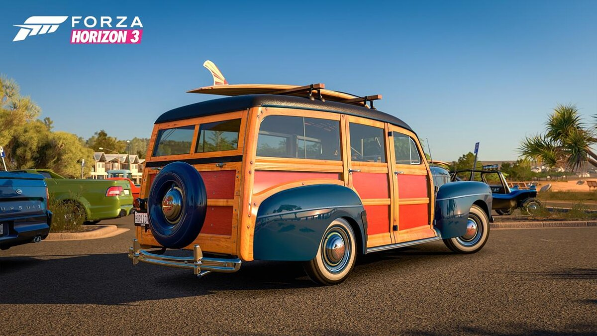 1946 Super Deluxe Station Wagon