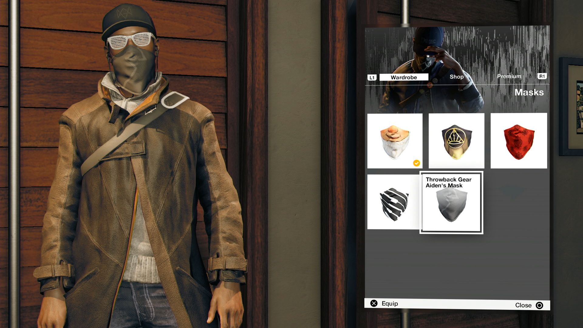 Watch dogs wiki shuffler