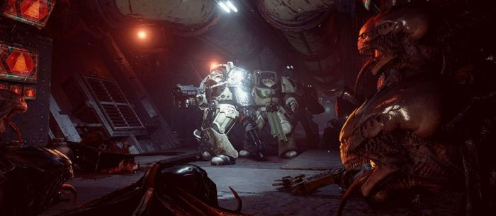 Патч для Space Hulk: Deathwing улучшил оптимизацию